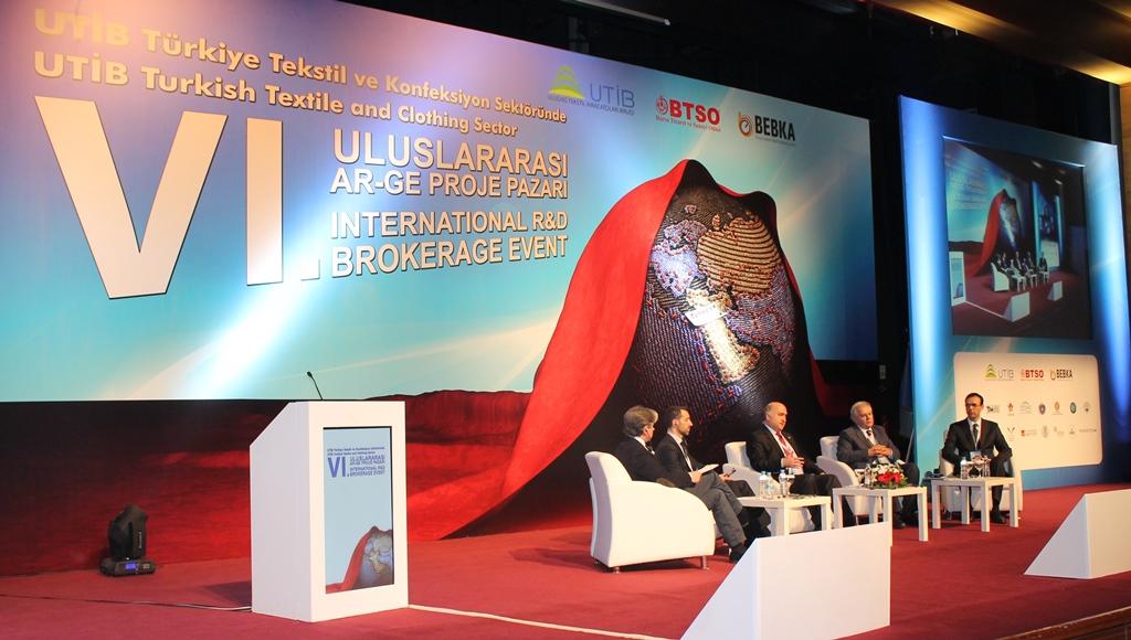 Bursa'da Panelde, 2014