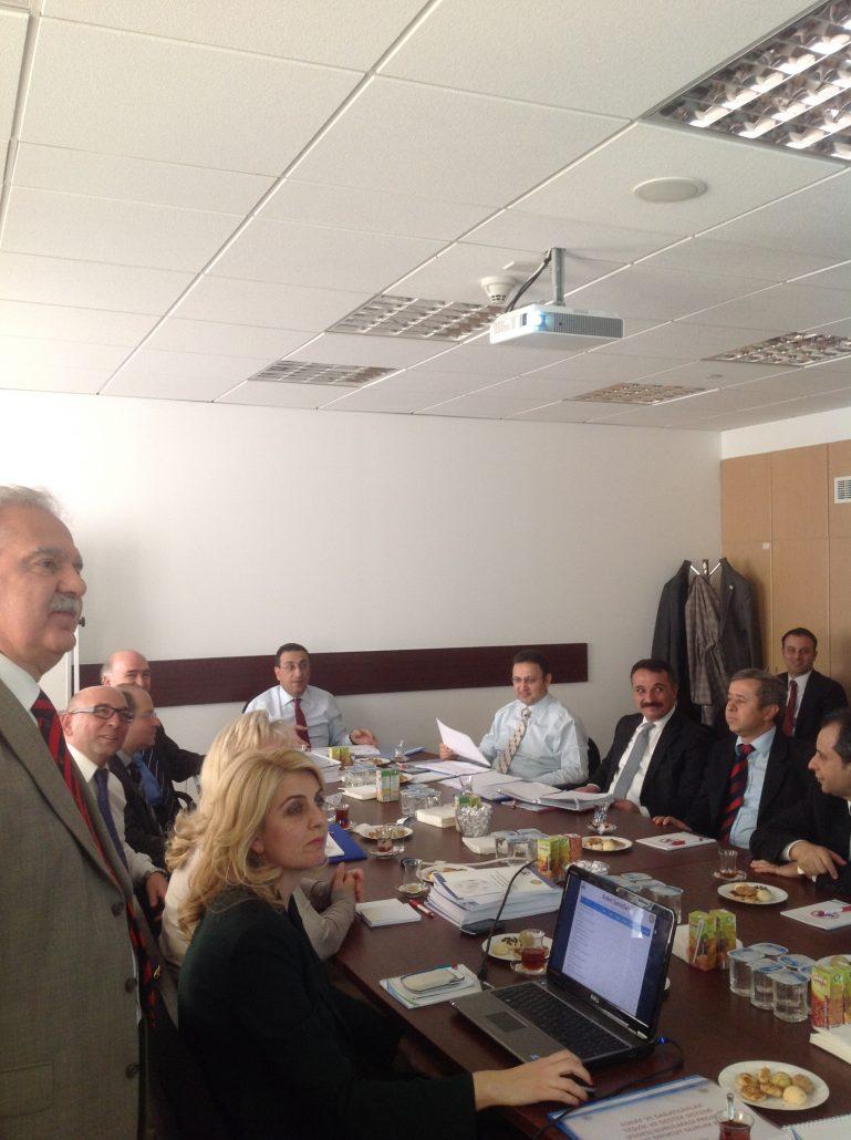 ESDES Projesi Toplantısı _2, 2013