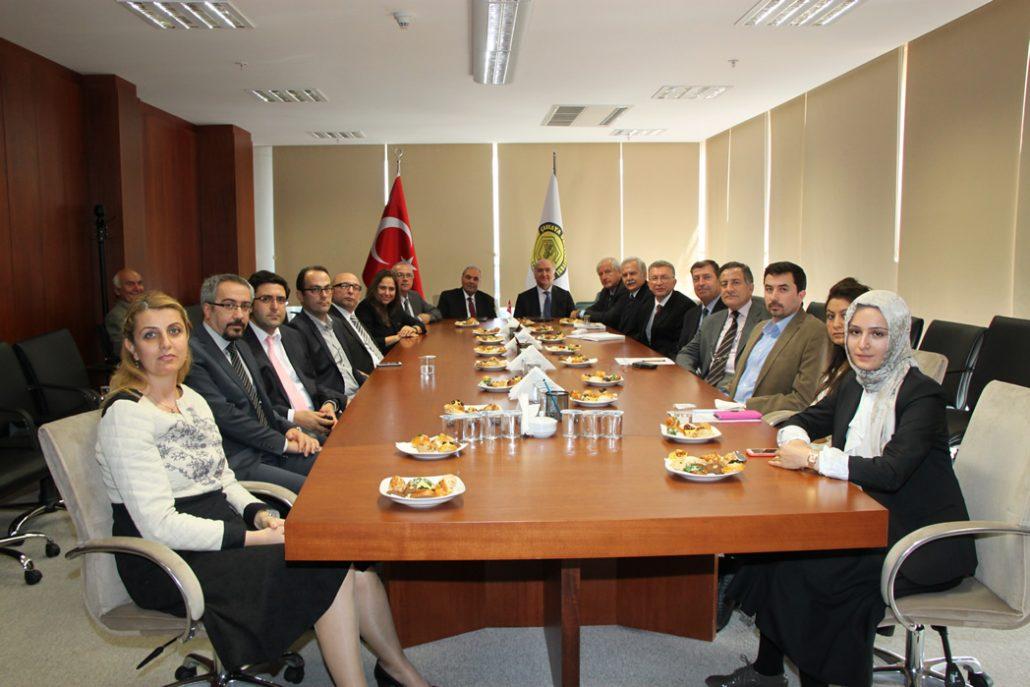 HİDROMEK Yönetim Kurulu Başkanı Sayın Hasan Basri Bozkurt
