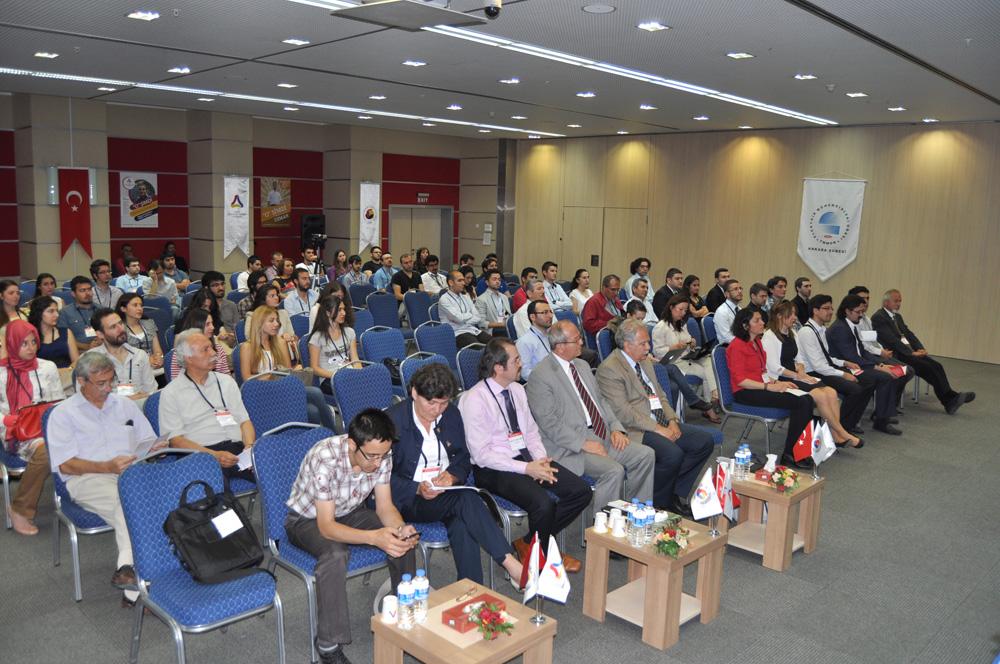 Kümelenme Toplantısı, Şehir Üniversitesi, 2013